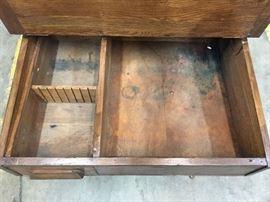Antique writer's desk