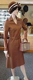 Vintage life size mannequin