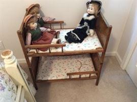 Bunk bed!!