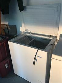 Haier Chest Freezer 5 c.f.
