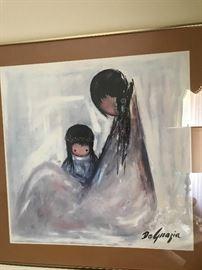 DeGrazia painting