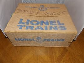 Lionel Train in amazing shape