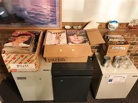 Nearly 100 Vintage 1960's to 1980's Playboy Magazines