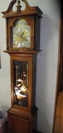 Howard Miller grandmother clock