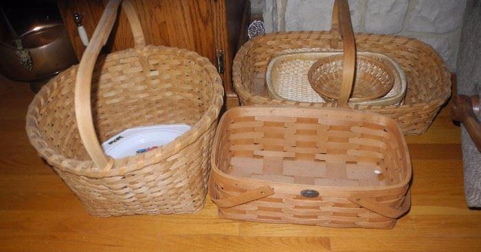 More baskets