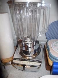 Stainless blender