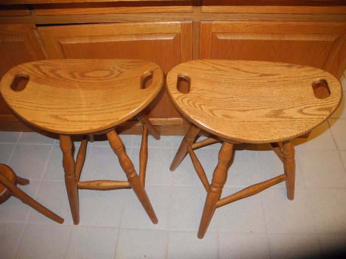 Cool and comfy stools