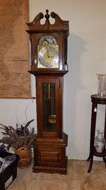 Emperor Grandfather Clock Classic