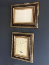 Matching Picture Frames