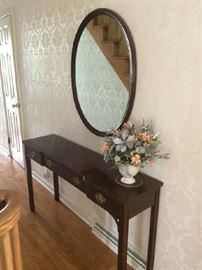 American Masterpiece Hall Table
