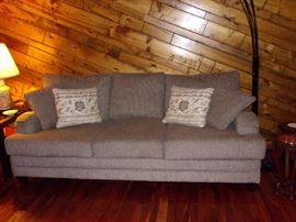 Stylish contemporary sofa/ couch