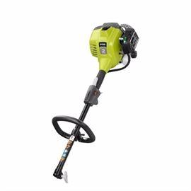Ryobi Lawn Equipment Expand-it 25.4 cc 2-Cycle Full Crank Gas Power Head RY251PH