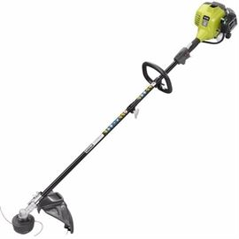25.4 cc 2-Cycle Full Crank Straight Shaft Gas String Trimmer