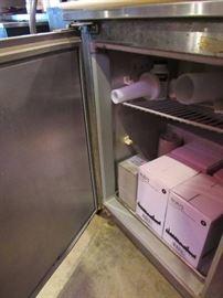 McCall (2) Door Undercounter Cooler