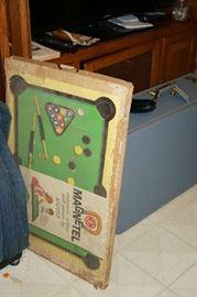 Vintage Magnetel Game