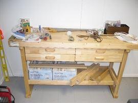 Work shop bench