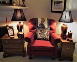 Ethan Allen Side Tables/Chests