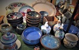 North Carolina Pottery