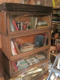 stack bookcase-no base