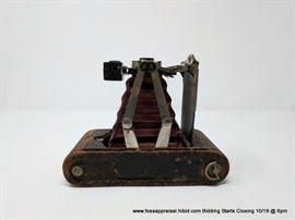 Vintage Folding Kodak Camera