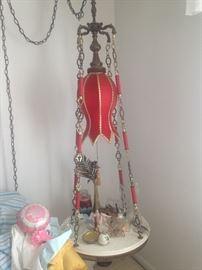 FANTASTIC MID CENTURY HANGING LAMP