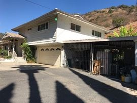 Beautiful home on a hill side in Escondido, CA