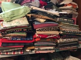 Fabric and yes there is more lots of it ! 😀