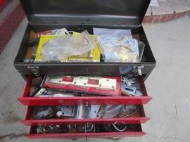 Tools Full of Stuff