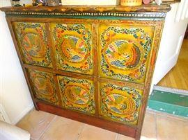 Unique Colorful Antique Furniture