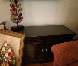 Flatscreen TV cabinet