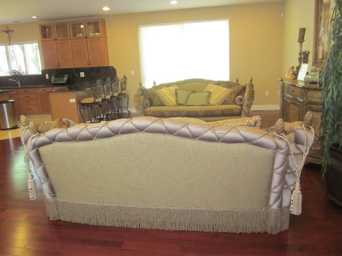 Paul Roberts Custom Vivian Sofau0027s For Sales (Quantity 2) Beautiful Custom  Sofas For Sales Originally 2 For $10,000 Now 2 Sofas For Only $4,000!!!