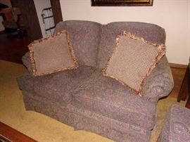 Norwalk Sofa/Couch and Loveseat