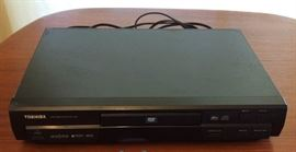 JYR003 Toshiba DVD/Video Player