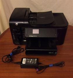 JYR009 HP Officejet 6500A Plus Wireless Printer