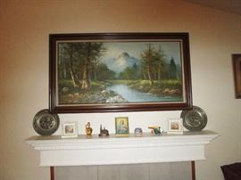 Front Room:
