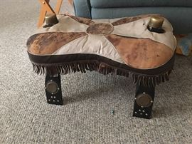 The Coolest Footstool