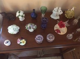 Collectibles and figurines