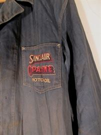 1935 Sinclair Oil Company Service Station Attendant uniform