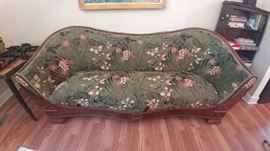 Art Deco Couch. All cushions in great condition. Hardly ever sat on!