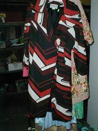 Mod wrap dress