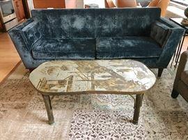 Philip & Kelvin Laverne coffee table.  Gorgeous.