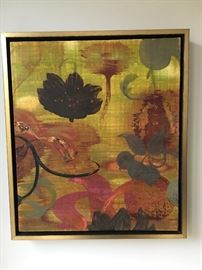 2 of 2 Encaustic Beeswax Art  by Timothy McDowell
