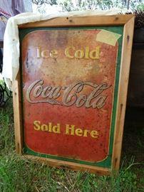 Great Coca-Cola sign!