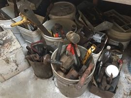 Some old tools
