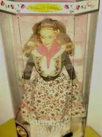 Austrian Barbie
