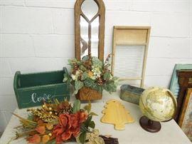 Craft items & antiques