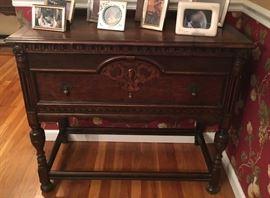 Antique storage cabinet by Berkeley & Gay