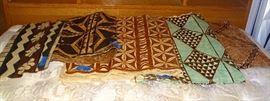 Polynesian Tapa Mats