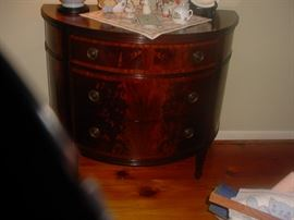 One of the many pieces of antique furnishings, along with a few newer ones as well This piece is over 100 years old