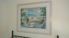 Rene Smith Painting